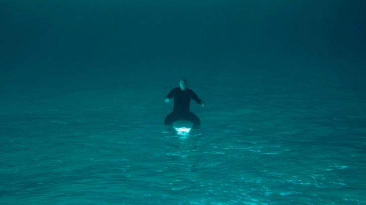 Alumni: Inside UNSW Art & Design  Image: Shaun Gladwell, Pacific Undertow Sequence, 2010 Six-channel HD video, 11:21 mins