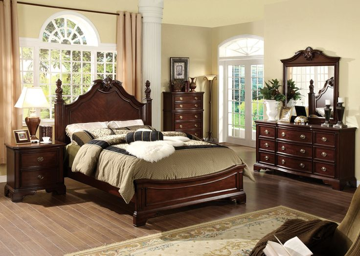 11 best images about bedroom sets on pinterest master for Master bedroom sets queen