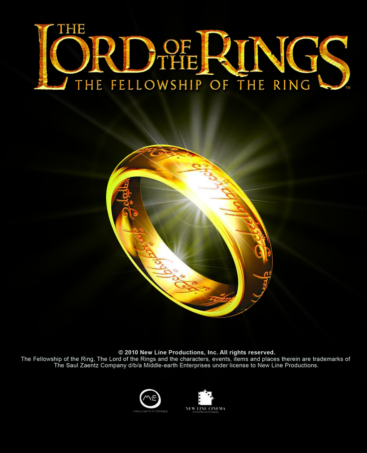 (Le Seigneur des anneaux ) Lord Of The Rings series