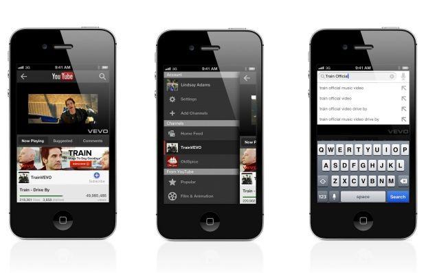 Google's official iPhone YouTube app vs iOS 5 YouTube app