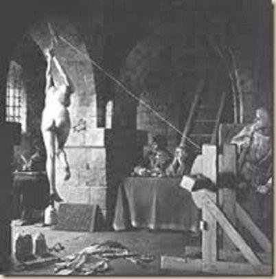 """La """"Santa Inquisición"""" en América - http://bambinoides.com/la-santa-inquisicion-en-america/"""