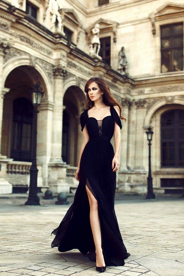 Oi, Sábado passado, postei10 ideias de vestido de festa vermelhos para você arrasar, e como deu uma boa visualização resolvi fazer: 10 ideias de vestidos pretos para você arrasar! Segue 10 lindas ...