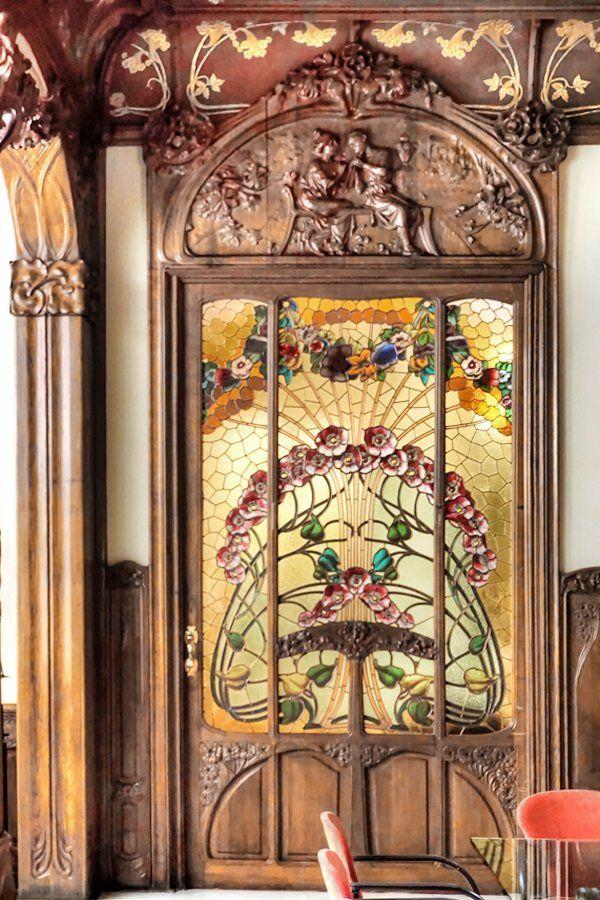 210 best art nouveau images on pinterest art deco art - Art deco barcelona ...