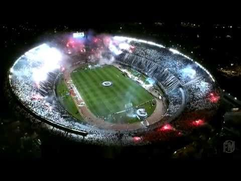 Recibimiento Final! River Plate - Copa Libertadores 2015 - YouTube