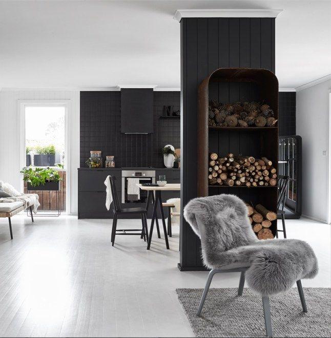 Esprit scandinave en Australie - PLANETE DECO a homes world Est Living @estemag #estliving #estdesigndirectory