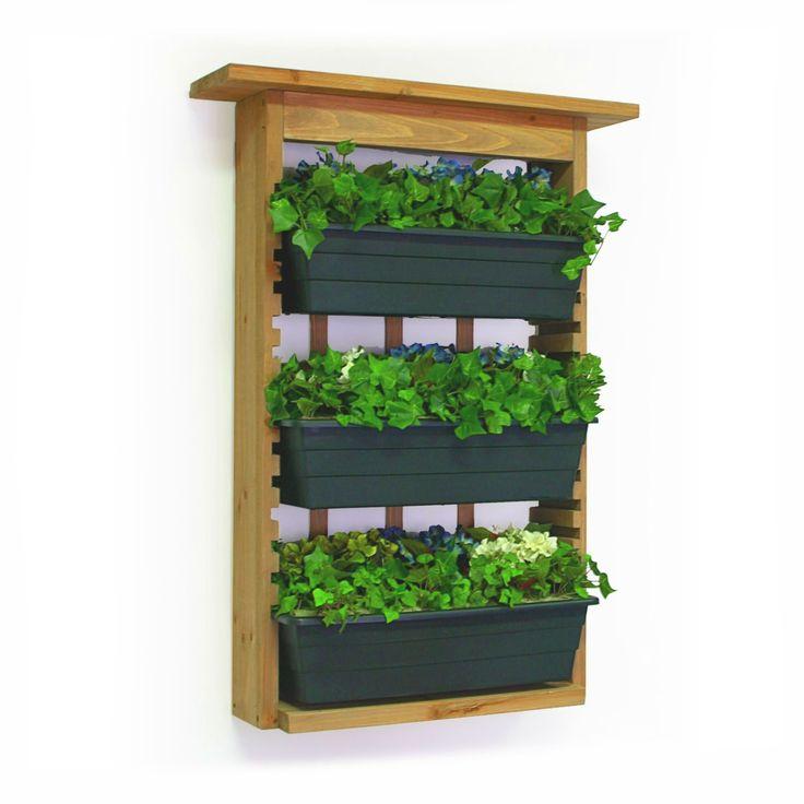 Stack Grow Planter Plus Culinary Herb Garden Starter Kit