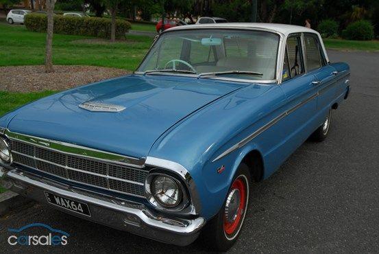 1964 Ford Falcon XM Deluxe