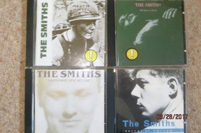 the smiths cd x 4 Hatful Of Hollow, Meat Is Murder, The Queen Is Dead, SHWC.    eBay