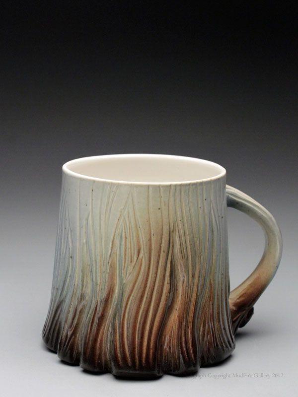 dow redcorn pottery