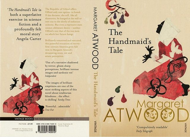 the oppression of language in the novel the handmaids tale by margaret atwood In the novel the handmaids tale by margaret atwood the handmaid´s tale by margaret atwood oppression on women margaret atwood use of language.