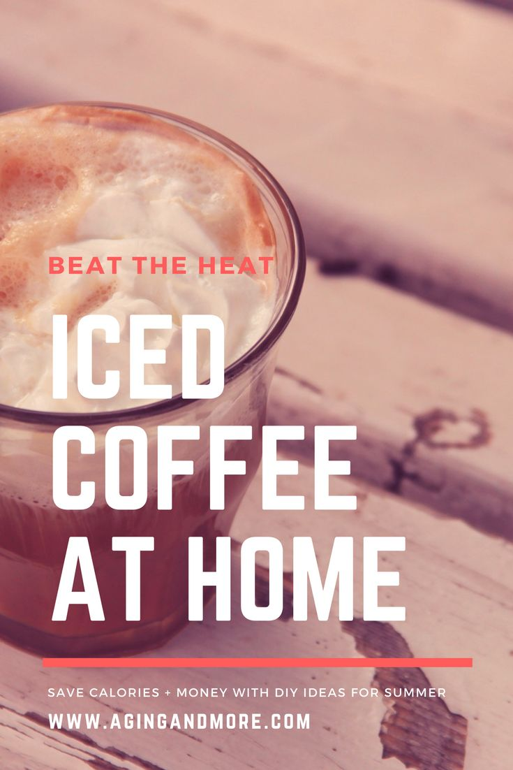 Looking to beat the heat? Try making your own iced coffee at home - we've got ideas for you! Click to read more! http://wp.me/p74sqX-yd