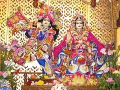 Sri Sri Radha Kunjabihari Janmashtami look @ISKCONPune