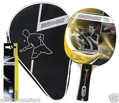 Donic #waldner 500 table #tennis ping pong racquet set with table #tennis #balls,  View more on the LINK: http://www.zeppy.io/product/gb/2/301974794083/