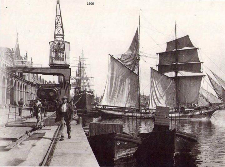 Port de Barcelona 1906                                                                                                                                                                                 Más