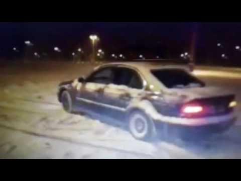 BMW дрифт