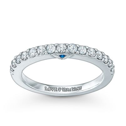 LOVE Vera? Pin to WIN this diamond band! (Click through this pin to ENTER our SWEEPSTAKES!)