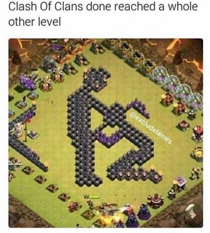 best Clash Of Clans Version ideas Clash