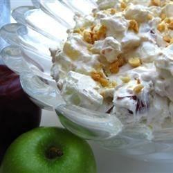 Taffy Apple Salad III - Allrecipes.com