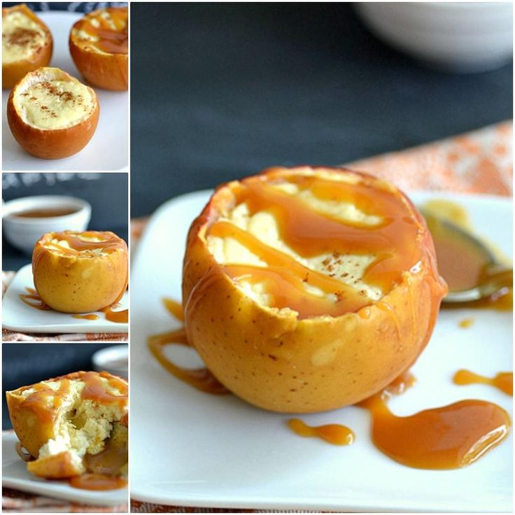 DIY Arts &  Crafts : Low-fat Cheesecake Stuffed Baked Apples Recipe