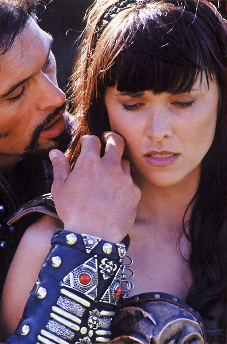 xena and aries relationship