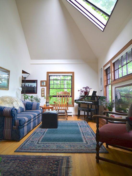Living Room Skylights Skylightinstallers Ca