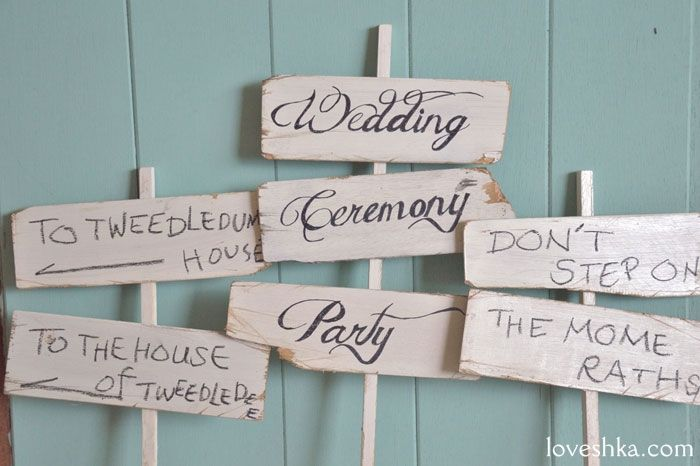 real wedding / 実際のプロデュース / cafe / alice / 不思議の国のアリス / 看板 / ウェディング / 結婚式 / wedding / オリジナルウェディング / プティラブーシュカ / トキメクウェディング