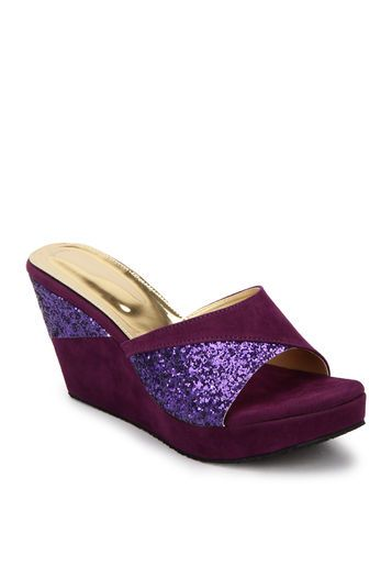 #MBCollection - Purple Wedges