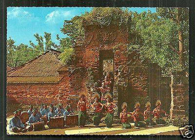 Bali-Djanger-Dance-Gamelan-Orchestra-Temple-Indonesia-60s