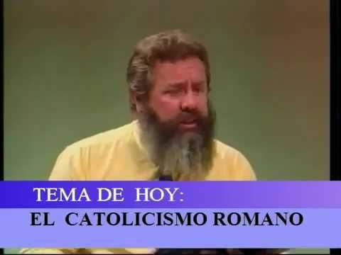 Ex sacerdote Catolico (Quita La Mascara a la Iglesia Catolica haora evan...