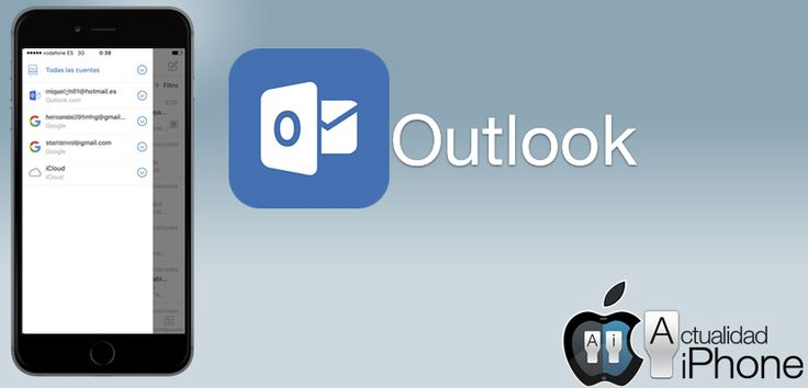 Microsoft Outlook para iOS se actualiza con un widget de calendario en el Centro de Notificaciones - http://www.actualidadiphone.com/microsoft-outlook-para-ios-se-actualiza-con-un-widget-de-calendario/