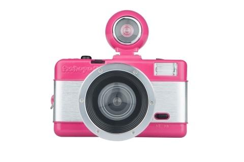 Fisheye Camera. I love playing with this!