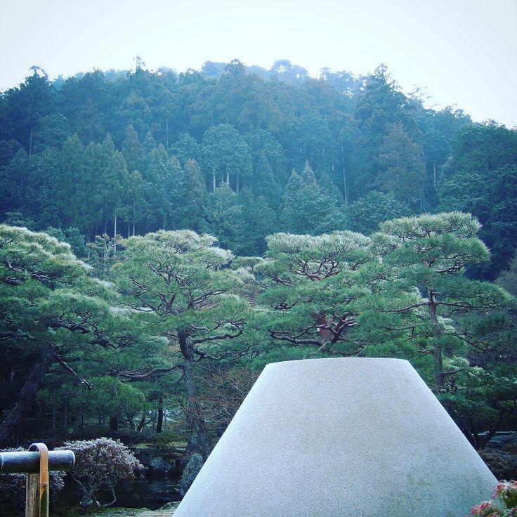 No.495 at Ginkakuji Temple, Kyoto, Japan