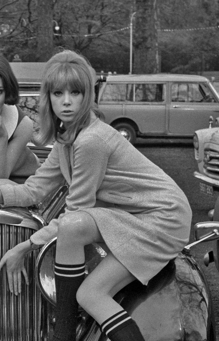 Pattie Boyd c. 1964