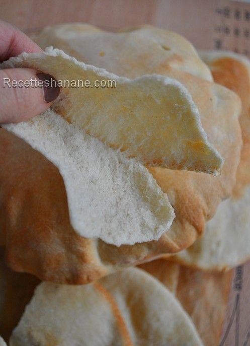 Un pain excellent pour faire des sandwichs (crudités kefta, ou kebab…), le pain…