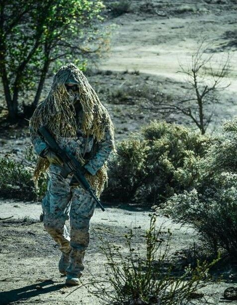 My homemade ghillie suit out in the field. | Airsoft ...