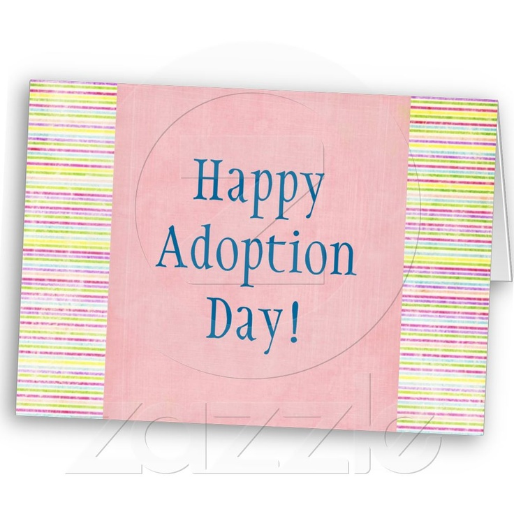 12 Best Adoption Cards/gifts Images On Pinterest
