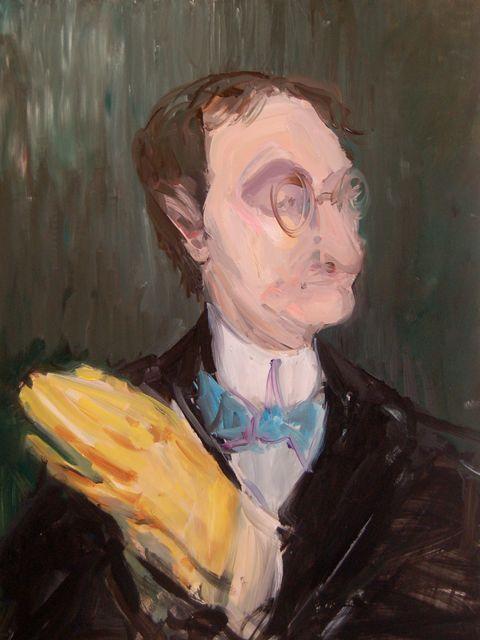 Deborah Brown   Commissioned Portrait (2016)   Artsy