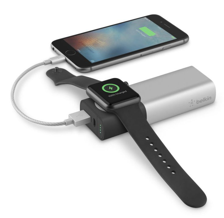 Valet Charger power pack lets you leave your Apple Watch cable at home