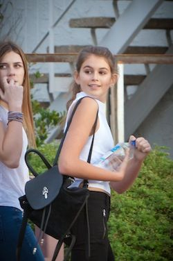 Cindy Crawford daughter taking over fashion world at age 13 | TheCelebrityCafe.com