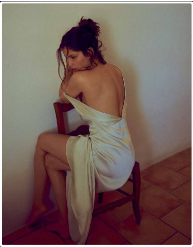 Marie Claire France July 2016  Laetitia Casta by Nick Hudson