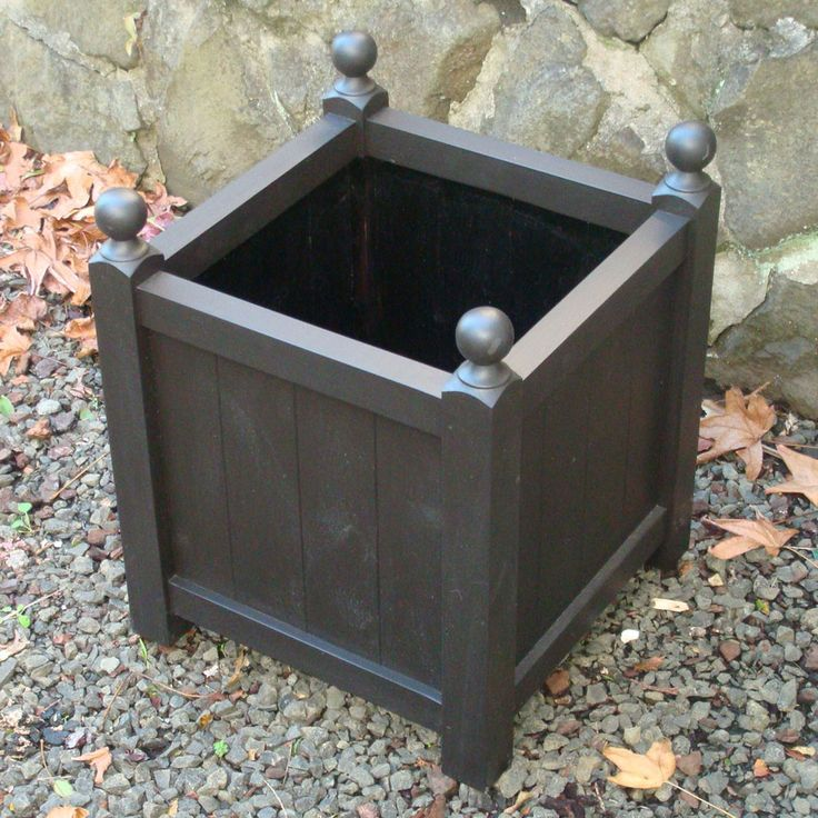 Galleries | PlanTub New Zealand Made Versailles Style Outdoor Garden Planter Boxes and Planter Troughs for your entrance, garden, patio, deck or conservatory