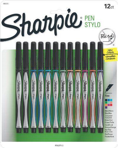 sharpies DIY Summer Art School: Zentangle Doodles
