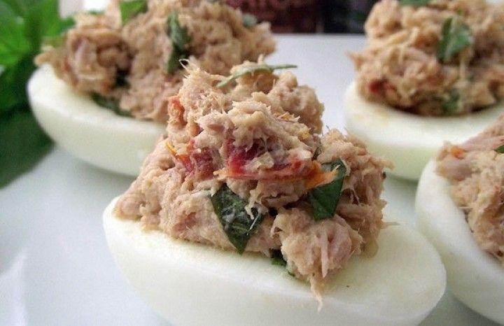 Recept voor eiwitrijke snack!