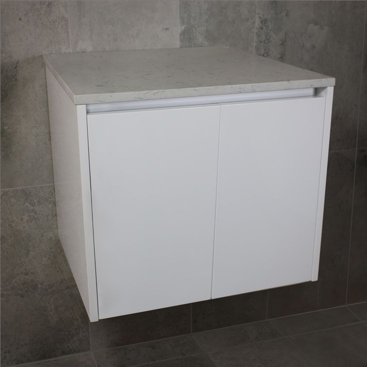Vista Wall Mount Vanity Cabinet without Top 600mm