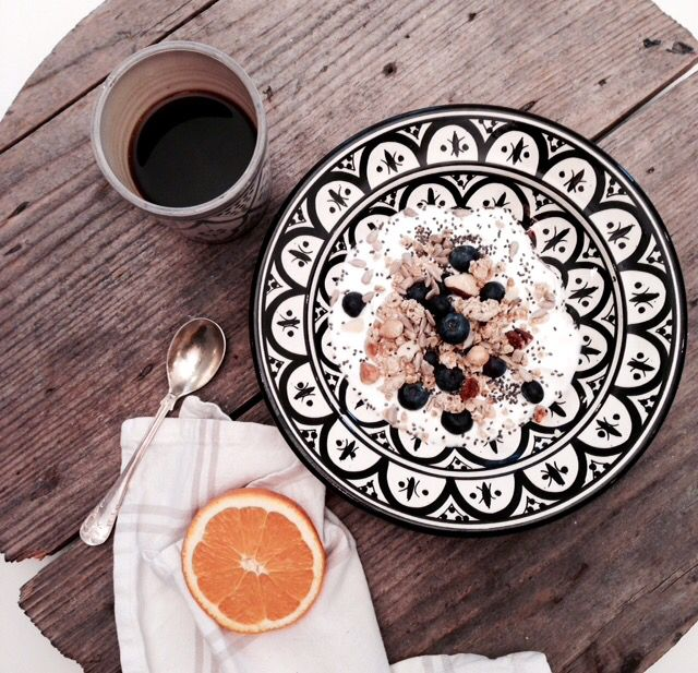 | g o o d m o r n i n g | Starting this morning with a good breakfast.