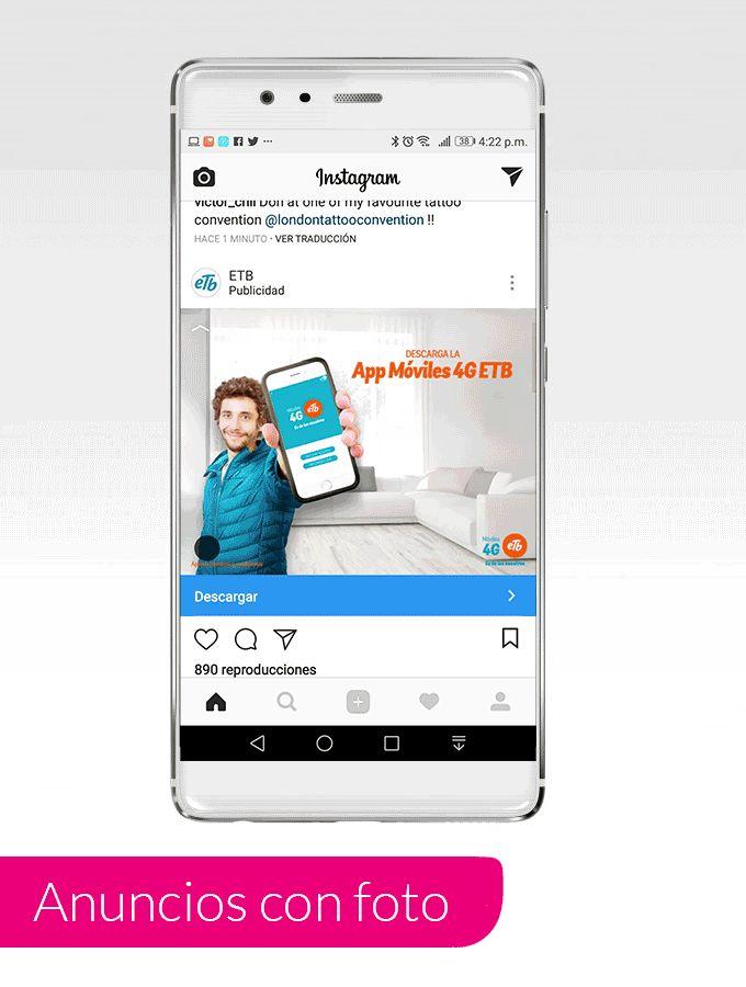 Tipos anuncios en Instagram Ads Blog DesignPlus