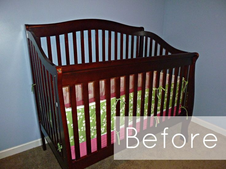 Beautiful In Major Nesting Mode With #4, I Started Looking For Inspiration For My Baby.  Painted ...
