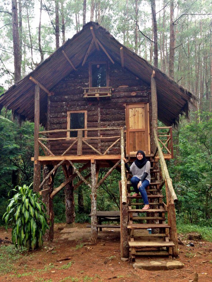 Rumah Pohon, Cicalengka Indonesia #treehouse