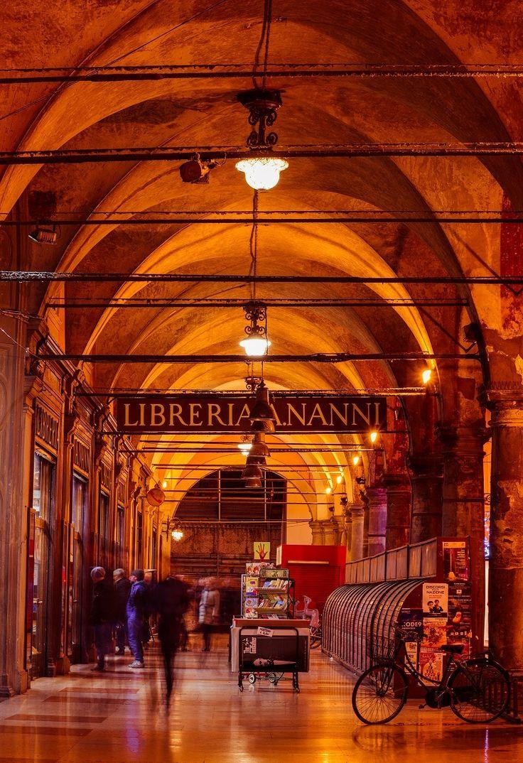 Via Dè Musei II. - Bologna...