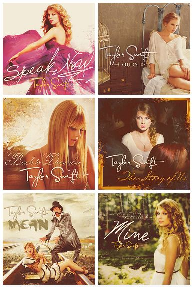 Speak now is my favorite taylor swift album! But I love them all.